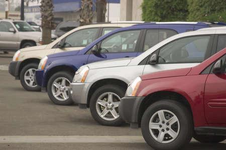 nieuwe auto's en gebruikte autos