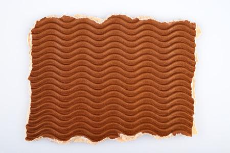 colored corrugated cardboard texture Фото со стока - 38979329