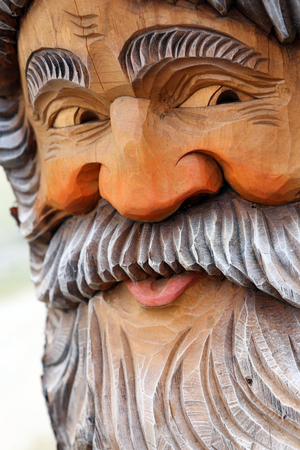 gnome: Detail of gnome