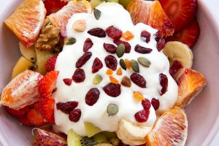nourish: Healthy life with fresh food 03 Stock Photo