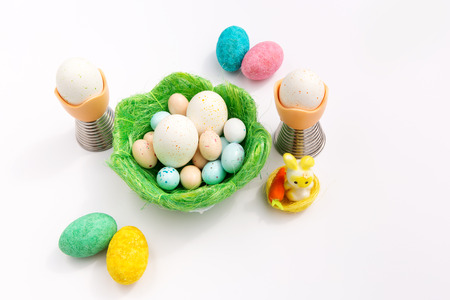 the believer: Happy Easter Stock Photo