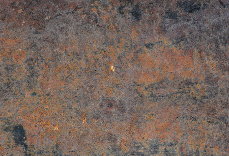 rusted background: Background texture of Rusted