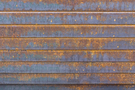 corrosion: The rectangle tube, the rectangle steel tube stack with the rusty in the construction site. The corrosion on the steel tube pile cause of the rust. Stock Photo