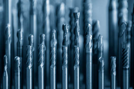 The collection of the  solid  carbide endmill tools for CNC milling machine .The  cutting  tool for machining center.