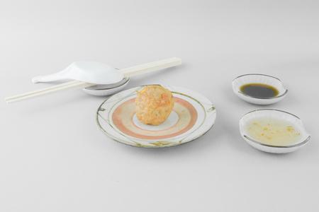 sake: Escena del arte de las imágenes Azulejo de la comida y de la taza de Japón.