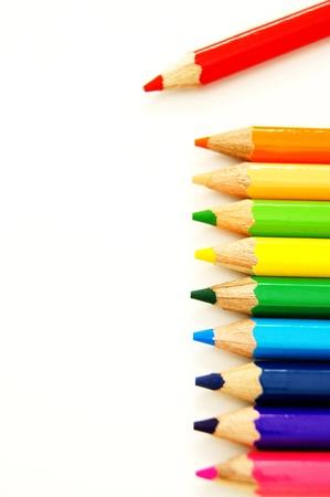 color pencil Stock Photo - 8974083