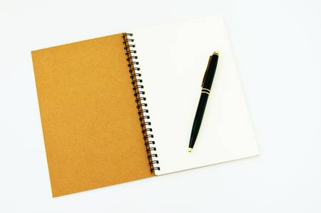 notebook Stock Photo - 8974116