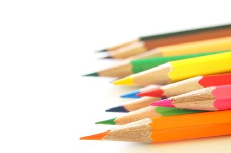coloured pencils Stock Photo - 8974082