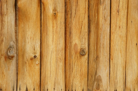 Wooden Wall Stock Photo - 9396703