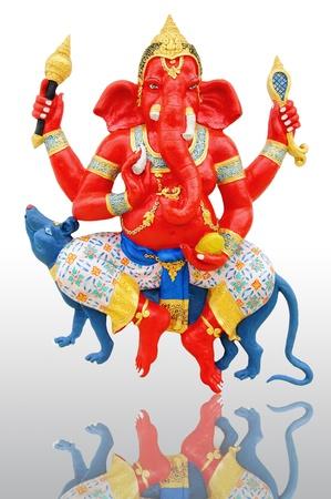 hindu god shiva: Ganesha ,God of Indian or Hindu