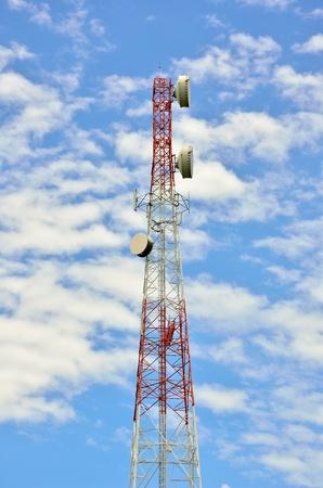 Radio Relay Link, Mobile Base Station