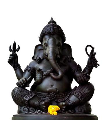 Ganesha, God of Hindu photo