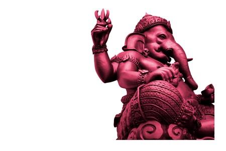 Pink Ganesha, God van de Hindoe