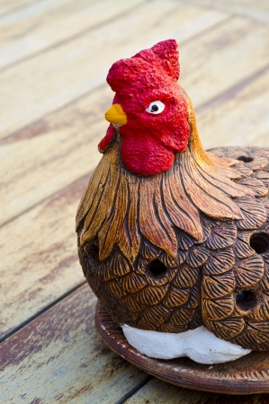 Chicken Baked Clay