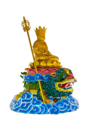 Chinese Style of Buddha Statue