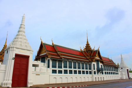 Wat Phra Kaew, The most famous temple of Thailand