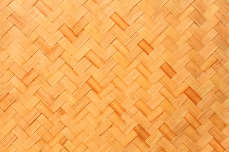 Wicker wood texture background