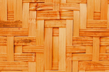 Bamboo weave screen Stock Photo - 22709587