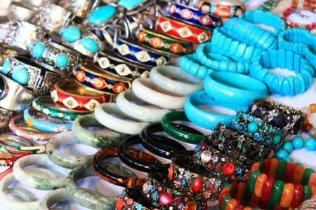 Cuff bracelets variety of formats ,handmade product of Thailand