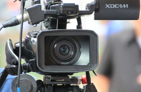 incidence: Digital Video Camera standby for event