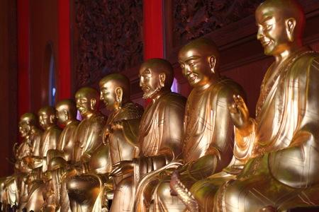 profess: Chinese Buddha statue