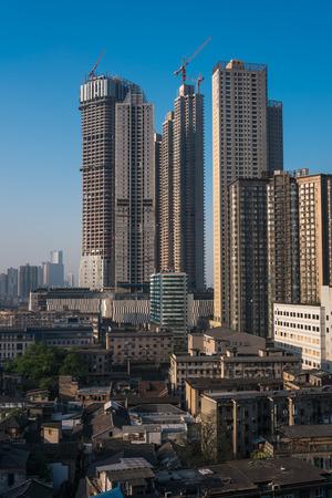 hunan: Changsha city, Hunan province, China Stock Photo
