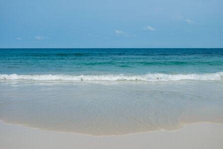 rin: Seascape at Haad Rin, Koh Pha Ngan, Thailand