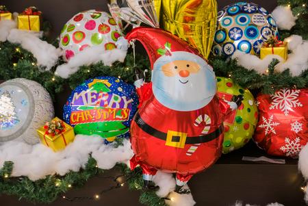 december: Decoraci�n de Navidad de diciembre