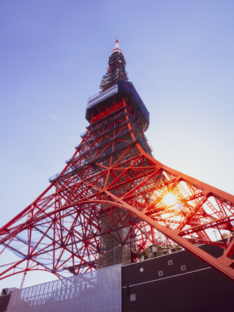 Tokyo Tower in Japan, Tokyo Tower is a communications and observation tower in the Shiba-koen district of Minato, Tokyo, Japan