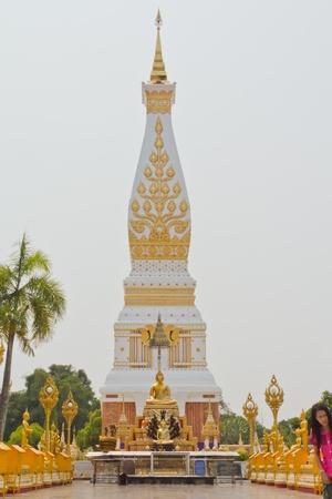 Pagoda de Prathad Phanom, Nakorn phanom, Tailandia