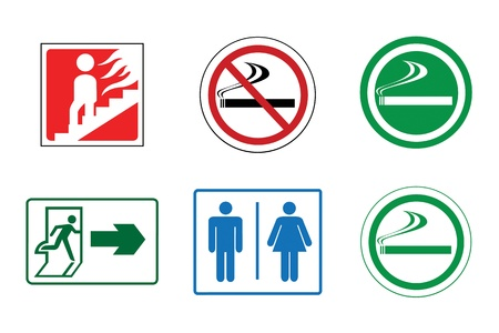 Signs Illustration
