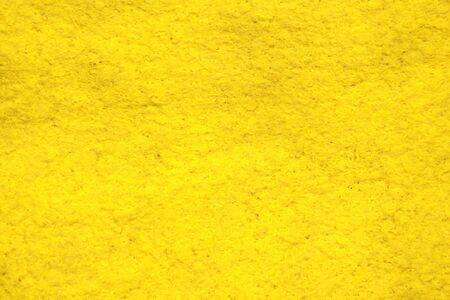 Yellow craft paper background photo