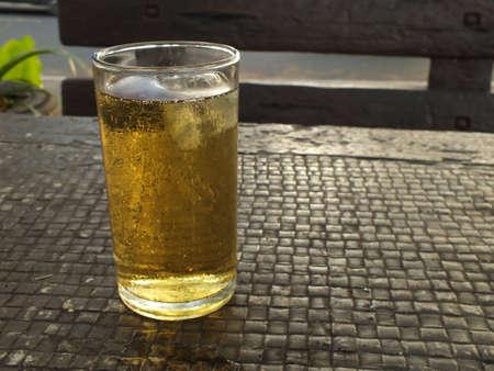 potation: beer Stock Photo