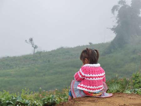 mountaineer girl photo
