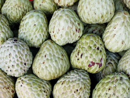 custard apple: custard apple