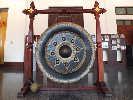 Gong: gong Stock Photo