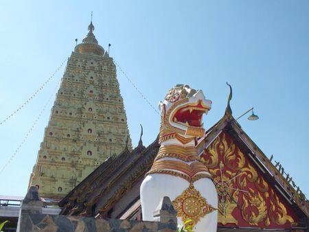 putthakaya of mon temple Stock Photo - 17450538