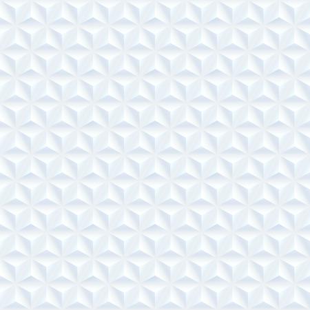 tetrahedron: Pyramids white pattern. Vector