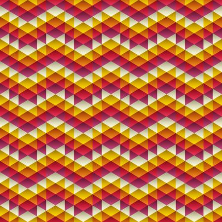 Aztec seamless pattern. Vector Illustration