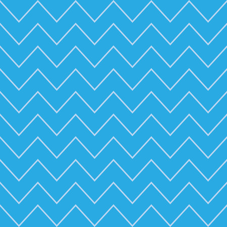 Zig zag seamless pattern. Vector background Vector
