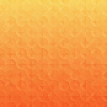 Simple gradient Technology background. Vector illustration with geometric elements Stock Illustratie