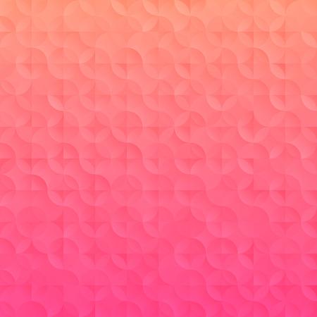 Simple Technology background de gradient. Vector illustration avec des éléments géométriques