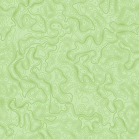 topographic: Topographic map background. Vector illustration