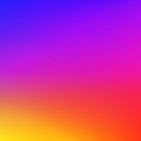 다채로운 부드러운 그라디언트 색상 배경 벽지입니다. 벡터 일러스트 레이 션
