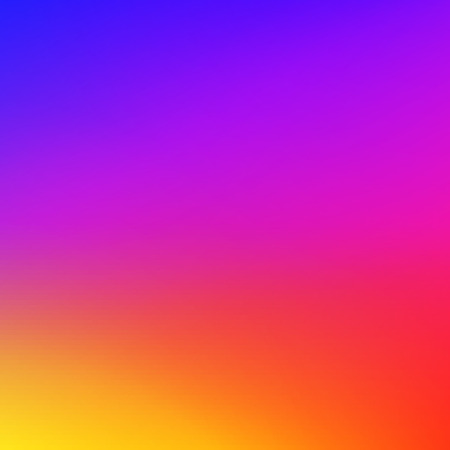 Colorful smooth gradient color Background Wallpaper. Vector illustration Ilustracja