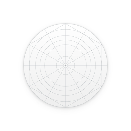 mobile application: Application icon template with Guidelines, grids. Blank application icon for web and mobile. Vector isolated button