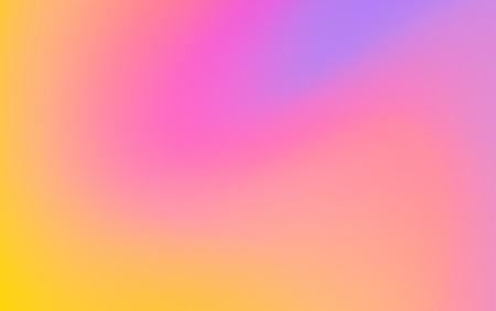 Blurred abstract background. Soft colored gradient background. For your graphic design, banner or poster. 版權商用圖片 - 126886930