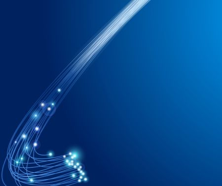 flujo de datos: Fondo abstracto - electricidad.