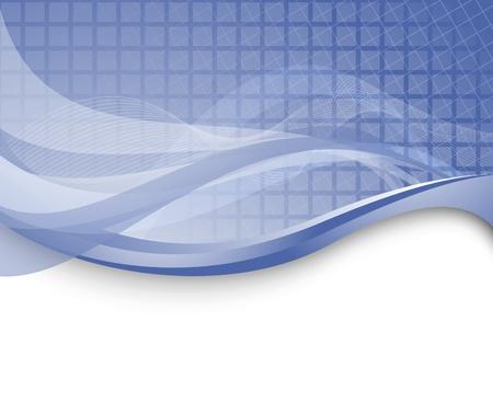 lineal: Fondo de tecnología abstracta. Ilustración vectorial
