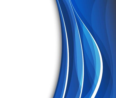 company background: Modello di sfondo ombreggiato. Illustrazione vettoriale